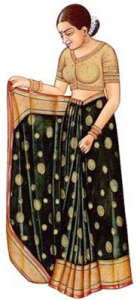 How To Wear A Saree Step 5